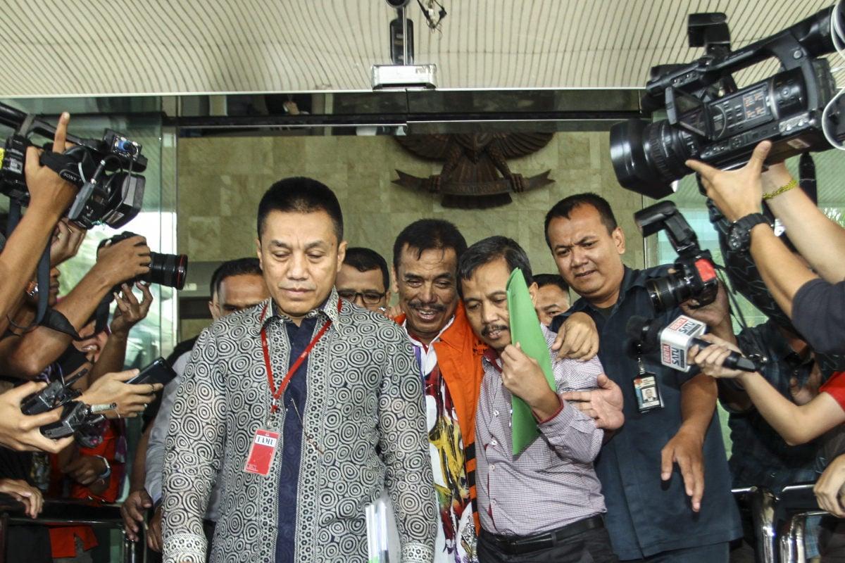 Pejabat Pemkot Madiun Kembali Diperiksa KPK