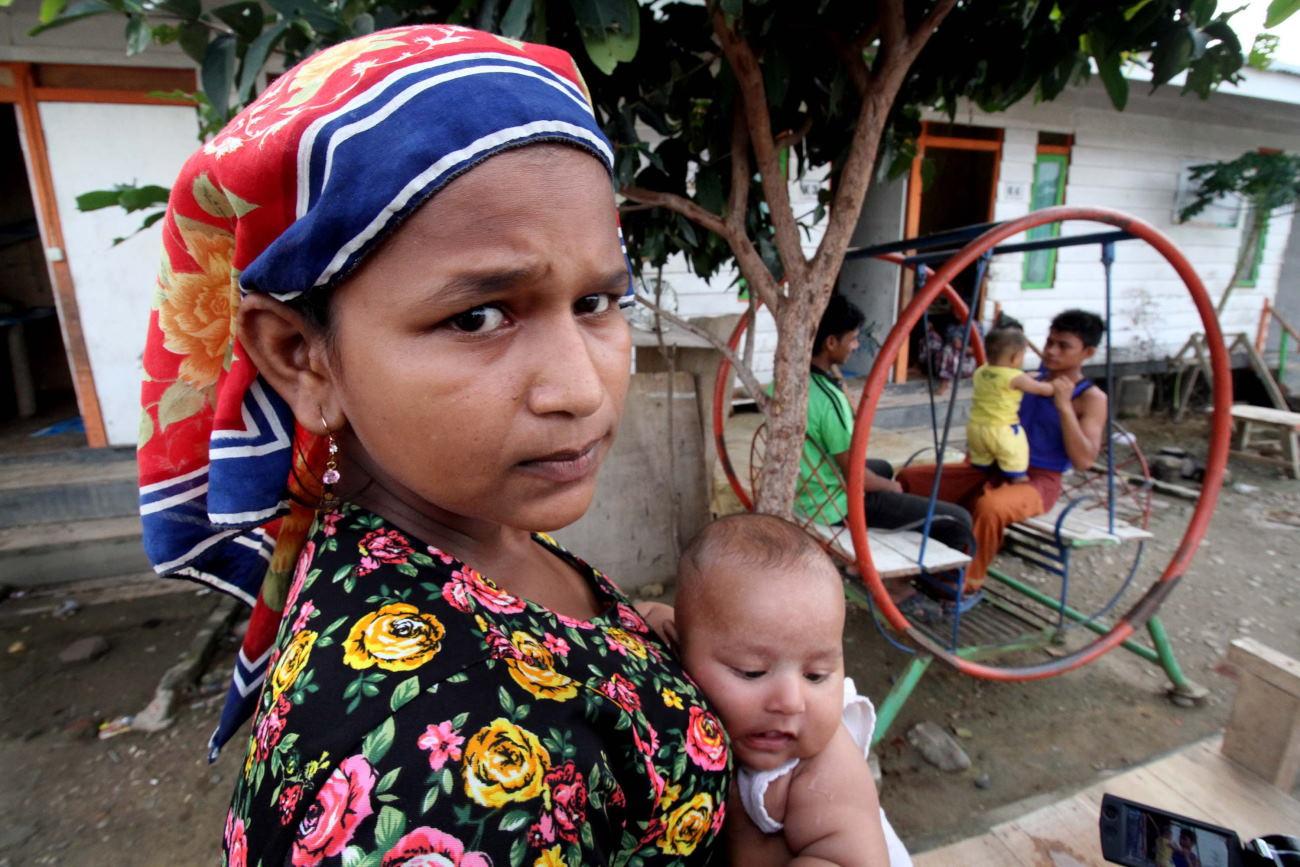 Myanmar Klaim Kekerasan Terhadap Rohingya Mereda