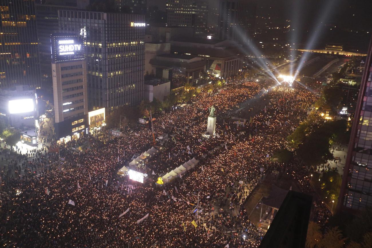 Petinggi Samsung Dipanggil Jaksa Terkait Skandal Korupsi