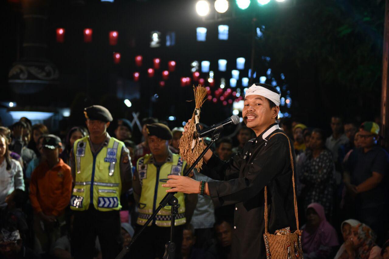 Dedi Mulyadi Minta Anies-Sandi Manfaatkan Penyangga Jakarta