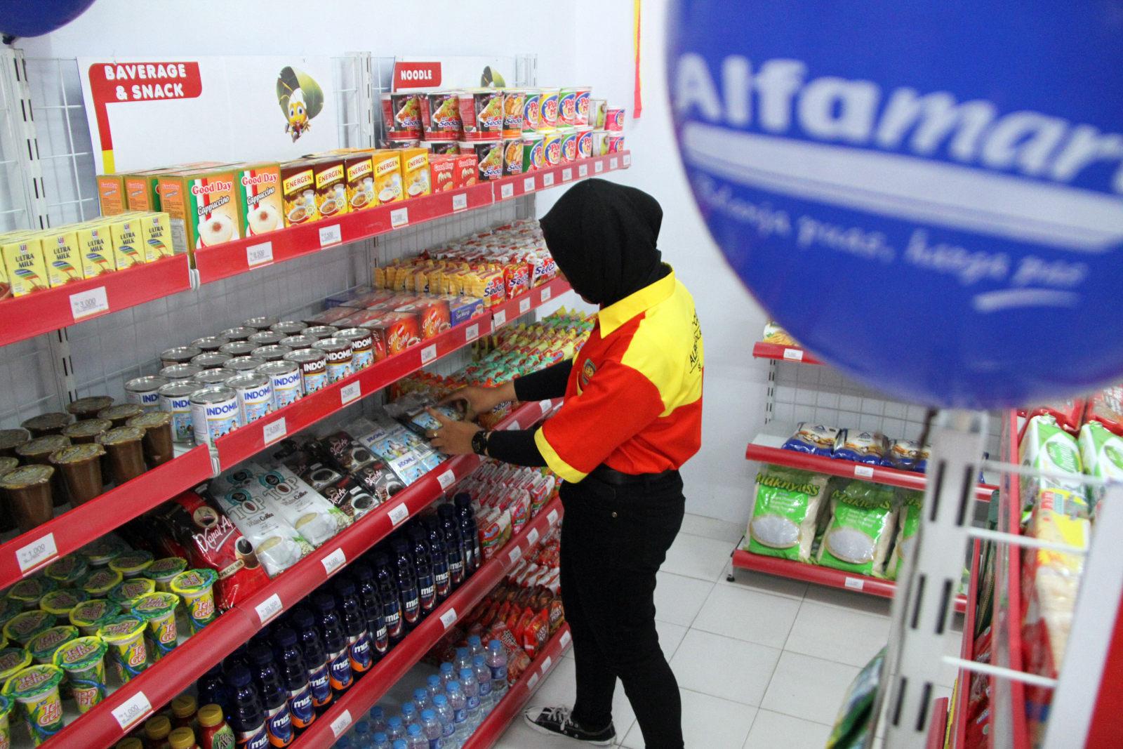 Alfamart Klaim Mi Korea yang Dijual Sudah Berlisensi Resmi