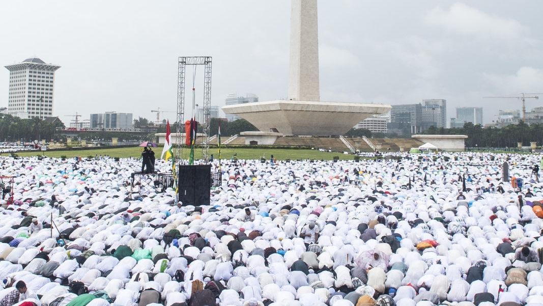 Habib Rizieq: Mari Kita Saling Menghormati!