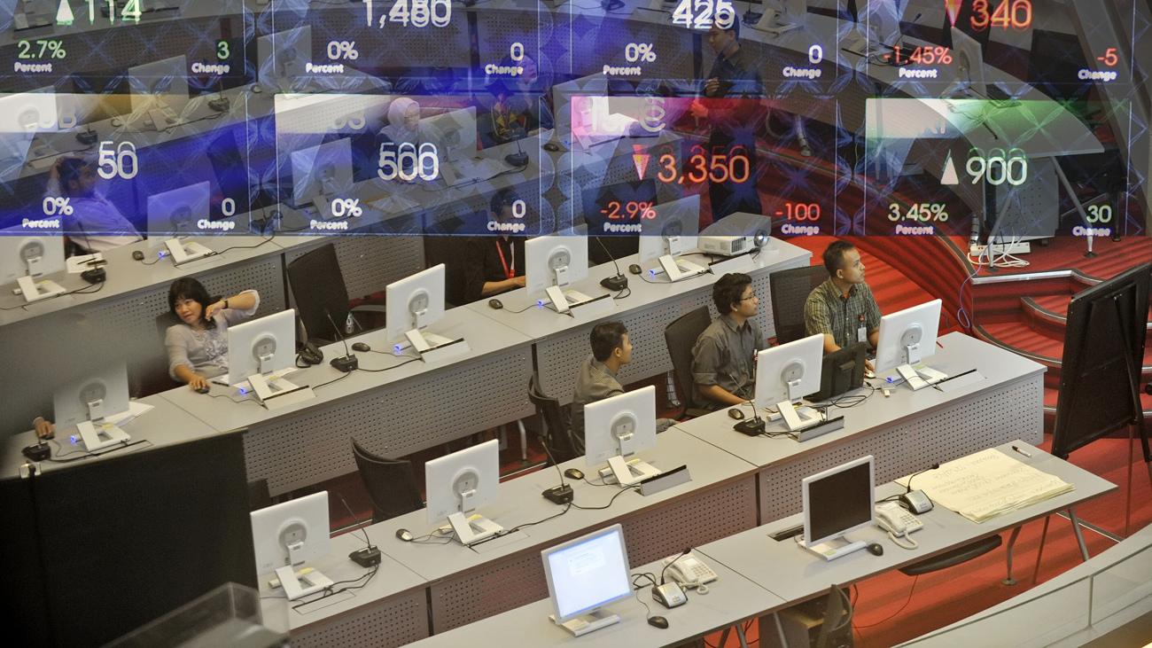 Jakarta Automated Trading System ( JATS ) - cryptonews.id