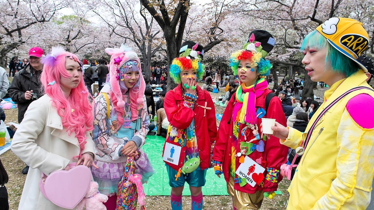 Menolak Dewasa Bersama Budaya Kawaii Jepang
