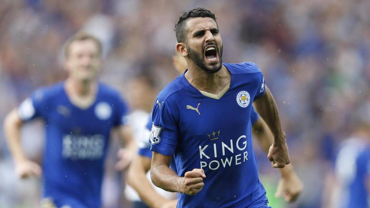 Bursa Transfer Riyad Mahrez Resmi Gabung Manchester City