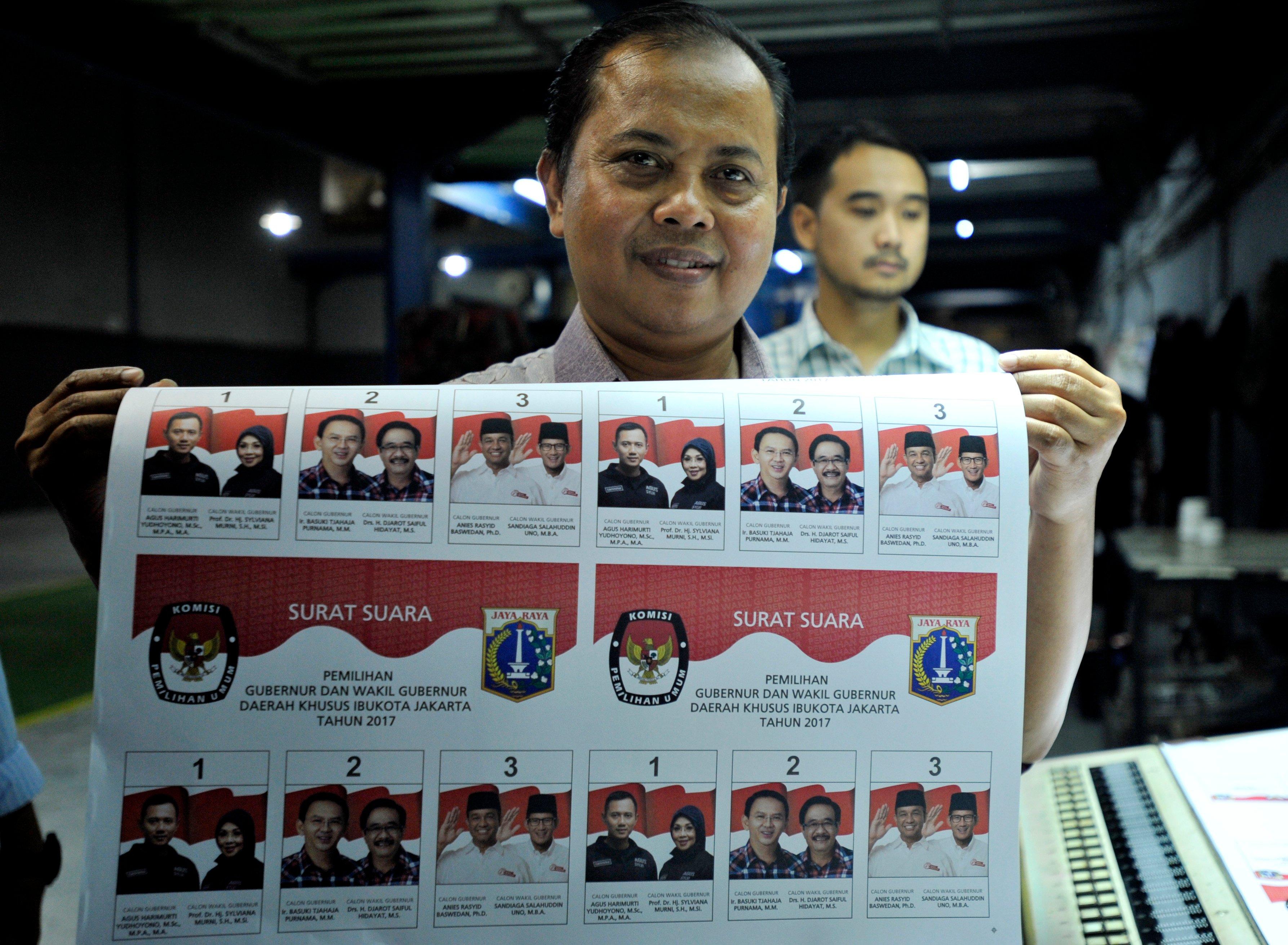 Debat Pertama Kandidat Pilkada Dki Bahas Soal Sosial Ekonomi Tirto Id