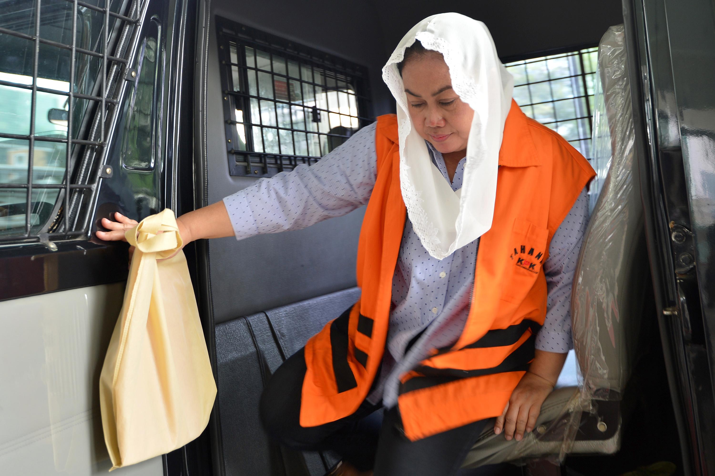 Bupati Klaten Diperiksa KPK Sebagai Saksi Kasus Suap