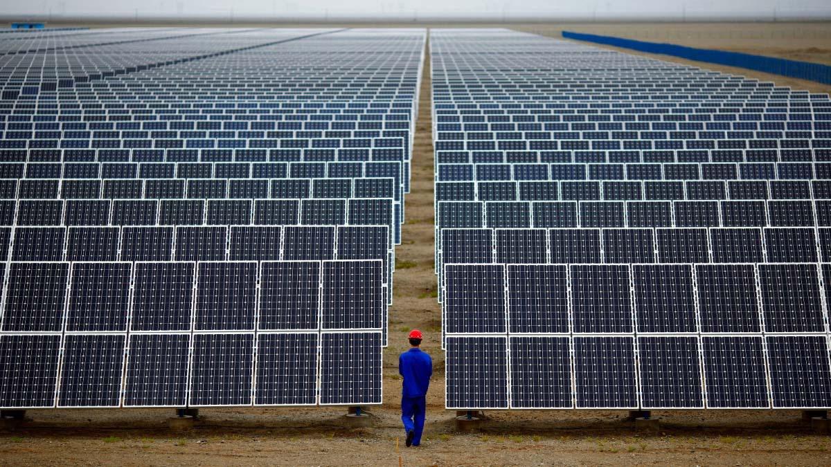 Cina Juara Dunia Infrastruktur Energi Alternatif Tirto Id