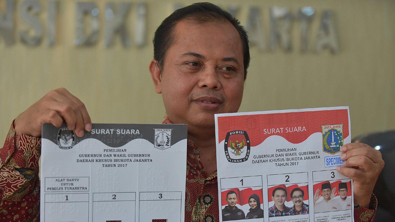 Ini Kata KPU DKI Soal Aksi 112 Jelang Masa Tenang Kampanye