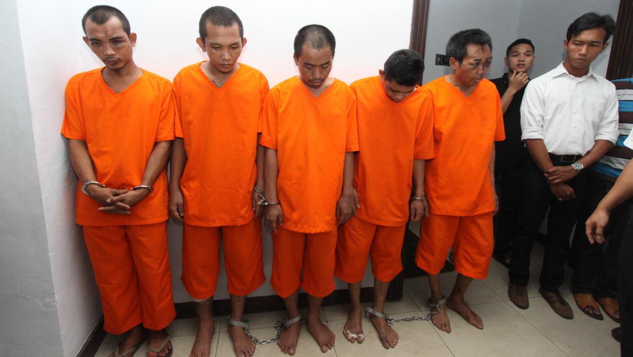 Polisi Temukan Garpu di Jalur Kaburnya Napi Lapas Bali