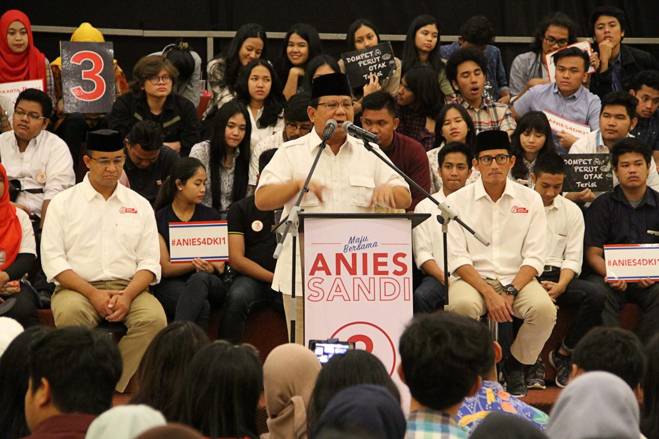 Prabowo Anies Titiek Soeharto