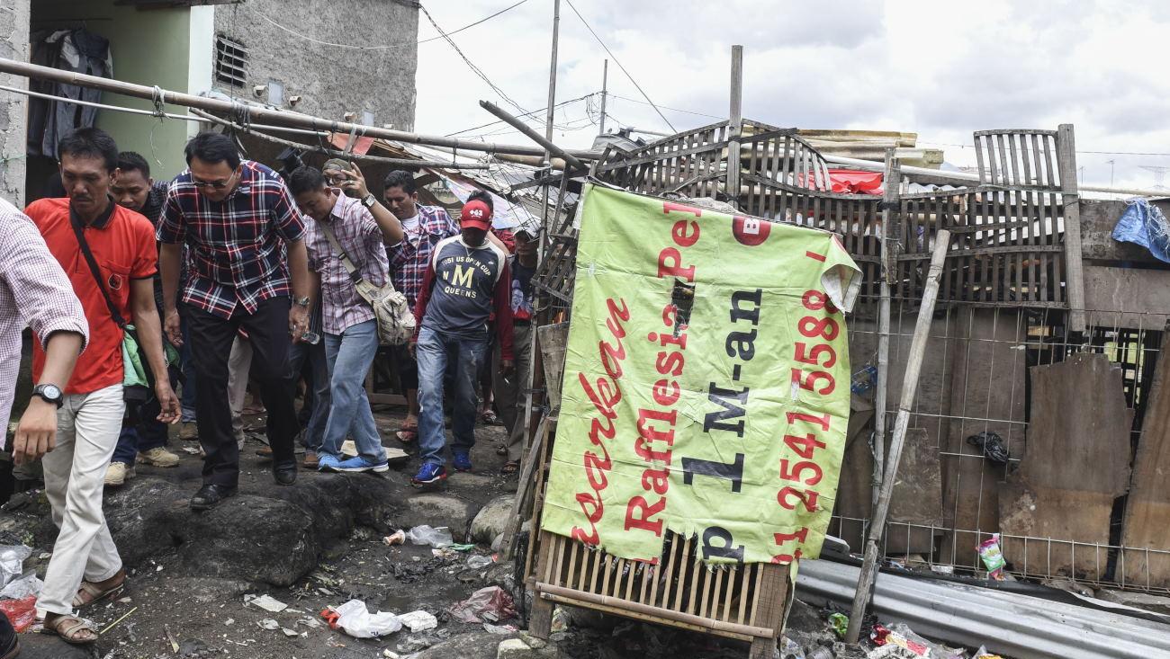 PWNU DKI Protes Istigosah, Ahok: Enggak Ada Urusannya
