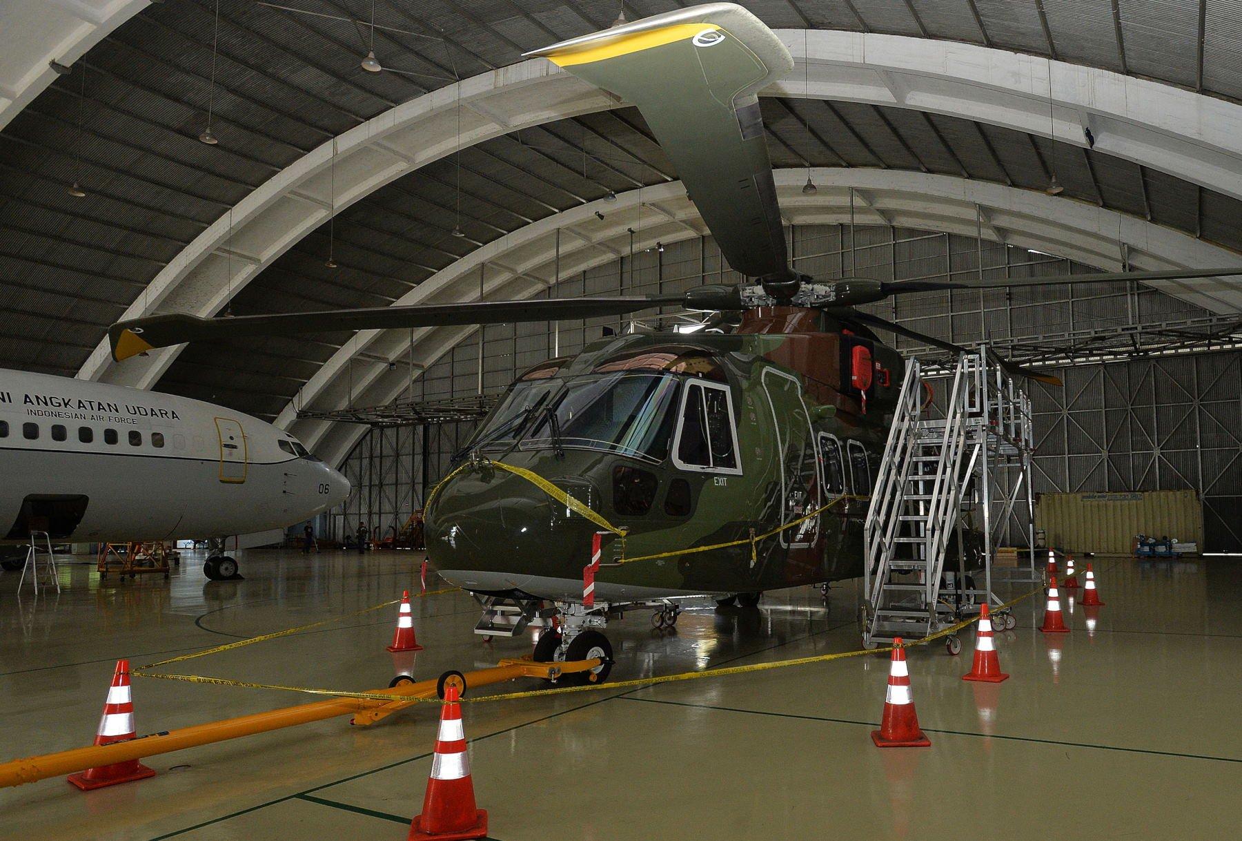 Korupsi Heli AW-101: Dari Italia, India, hingga Indonesia