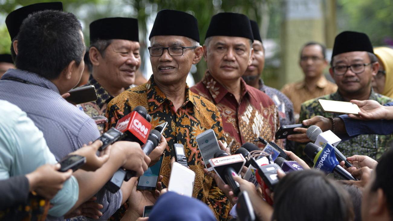 Ketum Muhammadiyah: Orang Terdidik Tidak Akan Bikin Hoaks