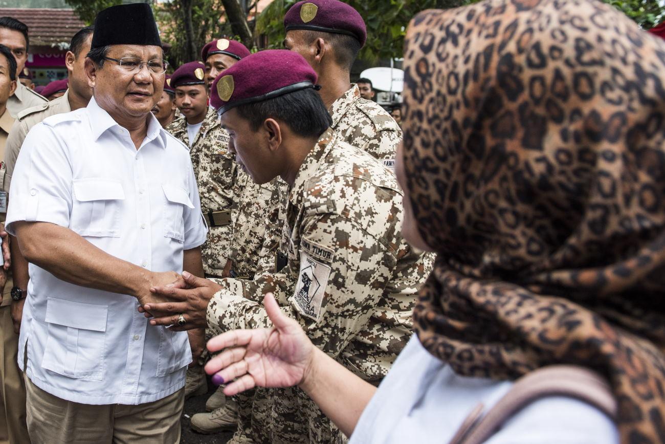 Fadli Zon Sebut Usia Bukan Halangan Prabowo Jadi Presiden