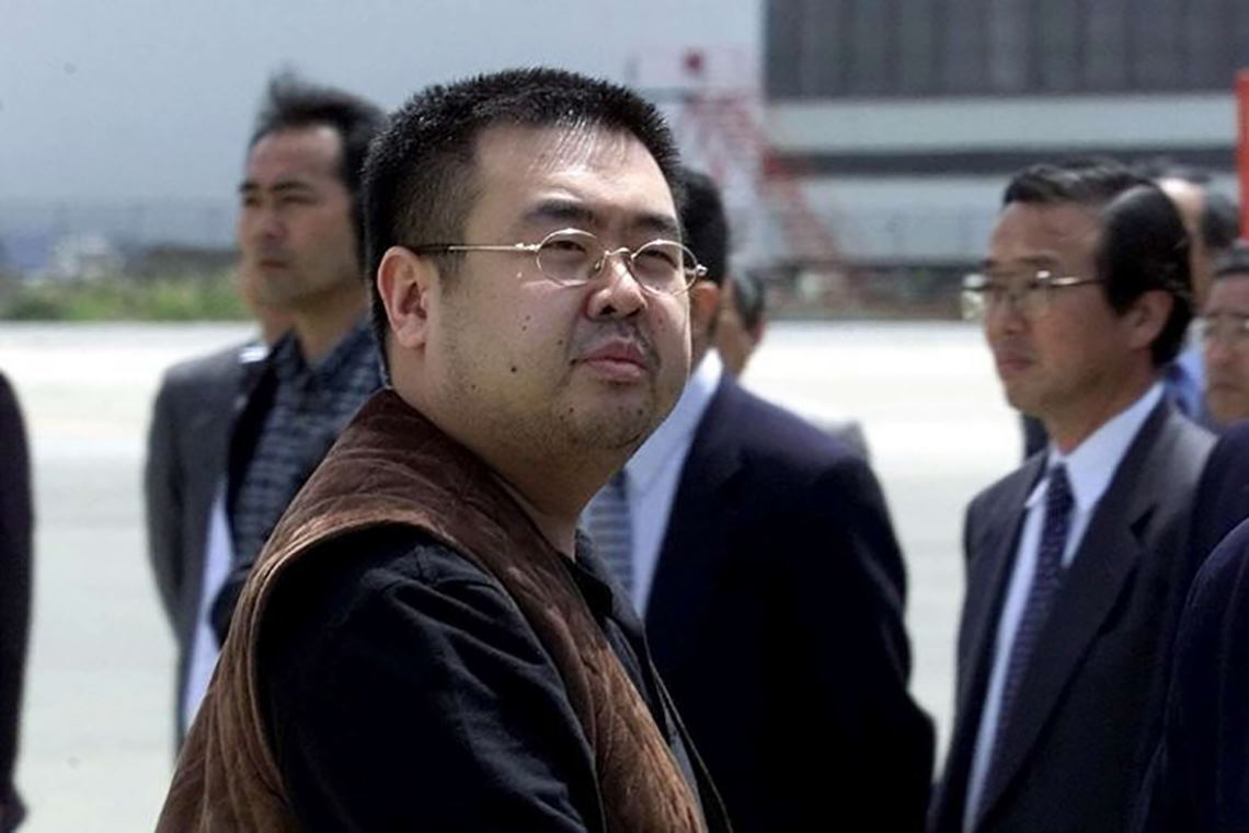 Polisi Malaysia Buru Tokoh Kunci Pembunuhan Kim Jong-nam