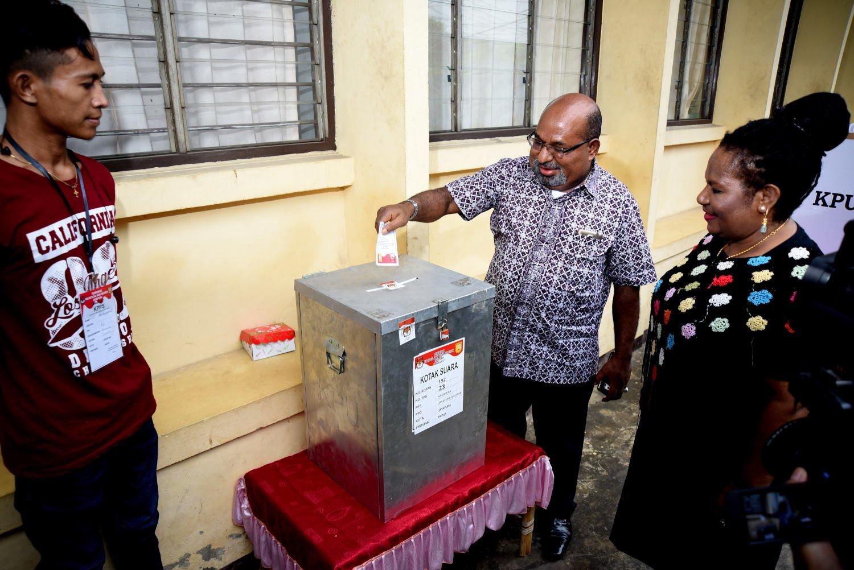BPS: Indeks Demokrasi Papua Meningkat Tahun 2016