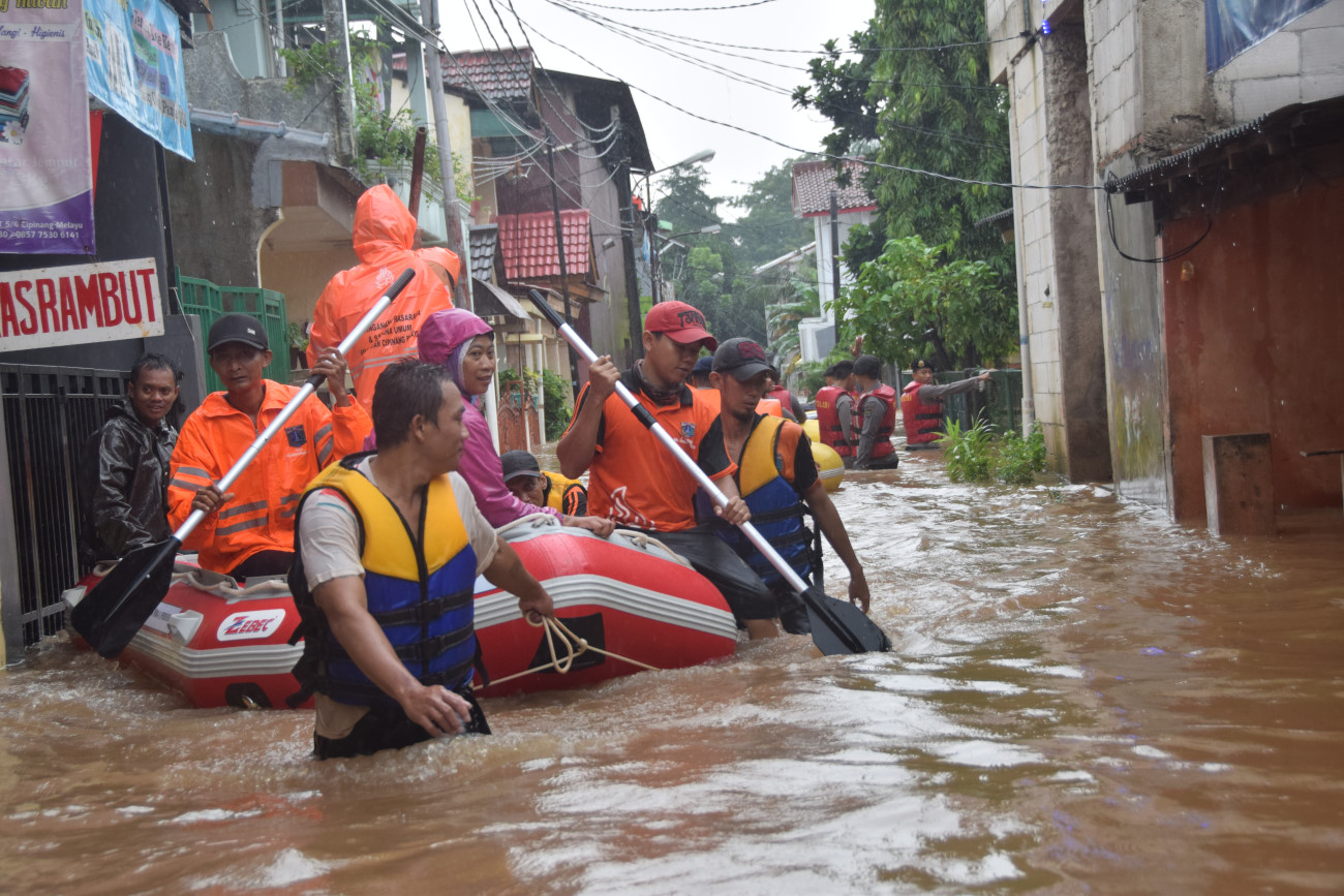 Potensi Hujan Tinggi, BMKG Ingatkan Warga Waspadai Banjir
