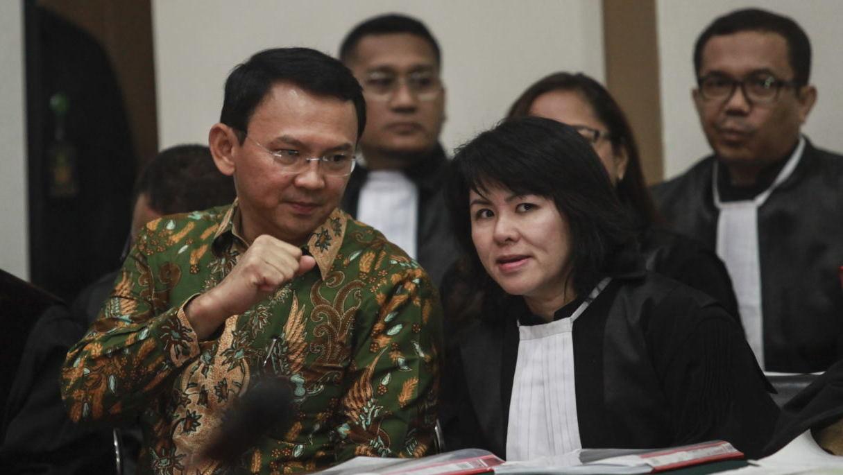 Kasus Ahok Catatan Buruk Bagi Peradilan Indonesia