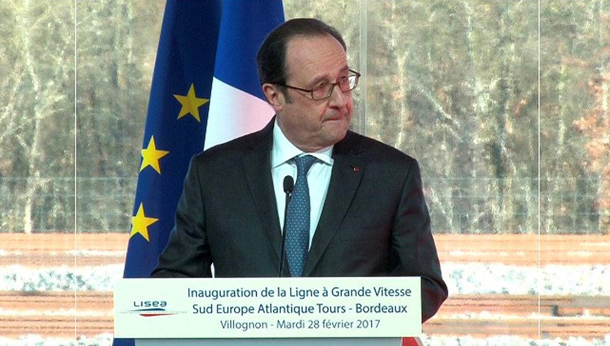 Presiden Perancis Umumkan Pertemuan Pascapenembakan