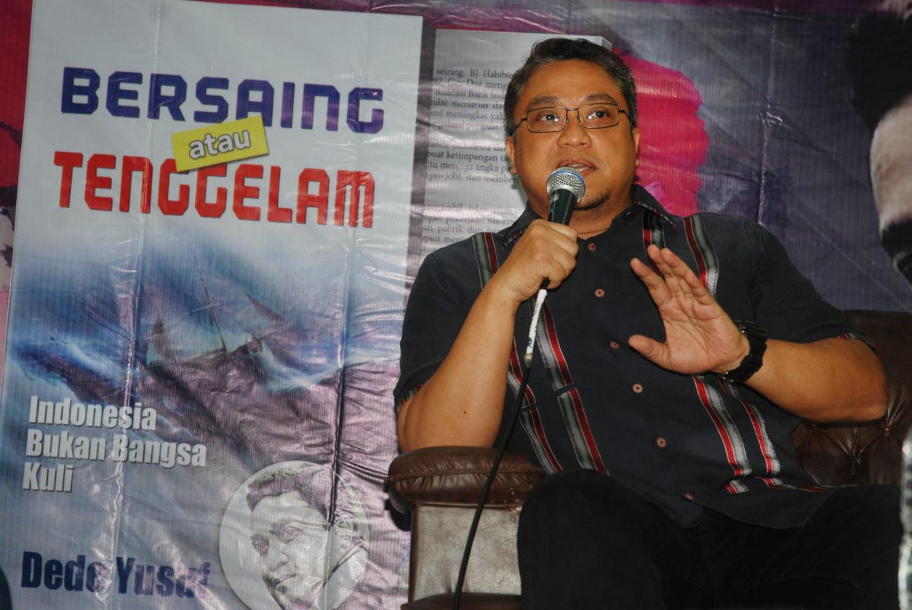 Dede Yusuf Mengaku Siap Maju di Pilgub Jabar 2018