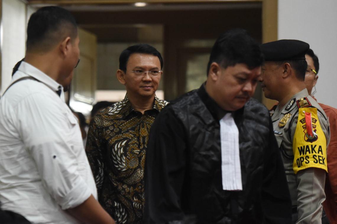 Jaksa Agung Tegaskan Ahok Tidak Terbukti Menista Agama