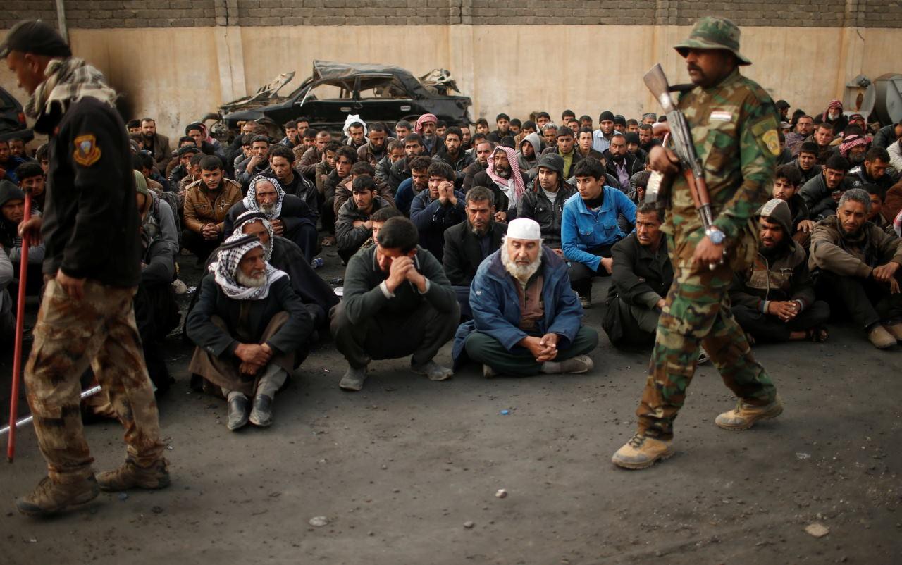 Irak Gempur Mosul Barat Tewaskan Enam Panglima Asing ISIS