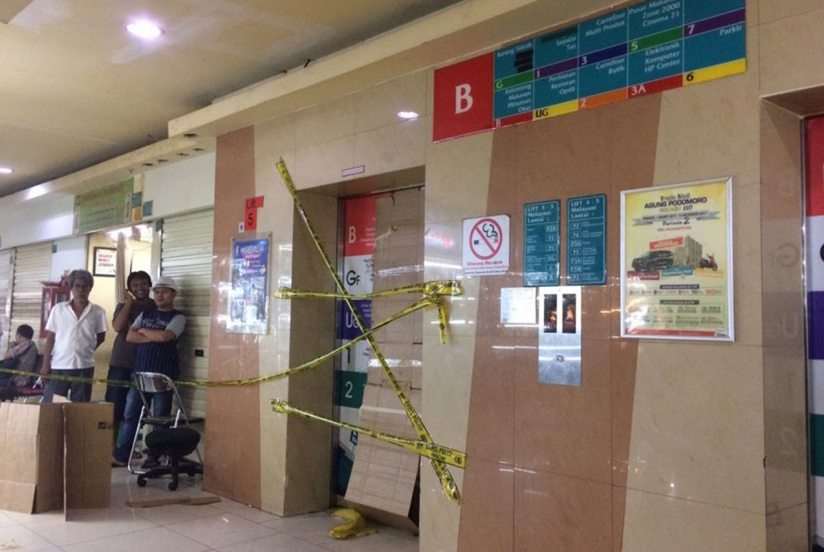 Insiden Lift Jatuh di Blok-M, Sumarsono Bakal Adakan Audit