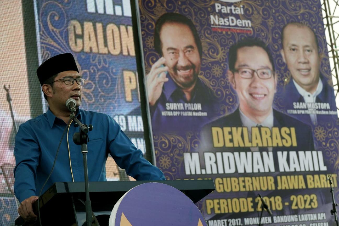 Dituduh Syiah, Ridwan Kamil Laporkan @detik.co ke Polisi