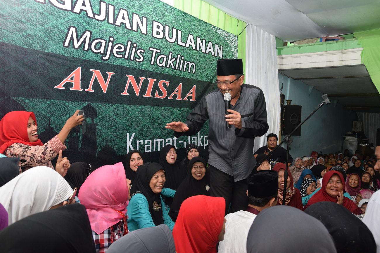 Djarot Umbar Janji Kartu Jakarta Lansia Hingga Villa Jompo