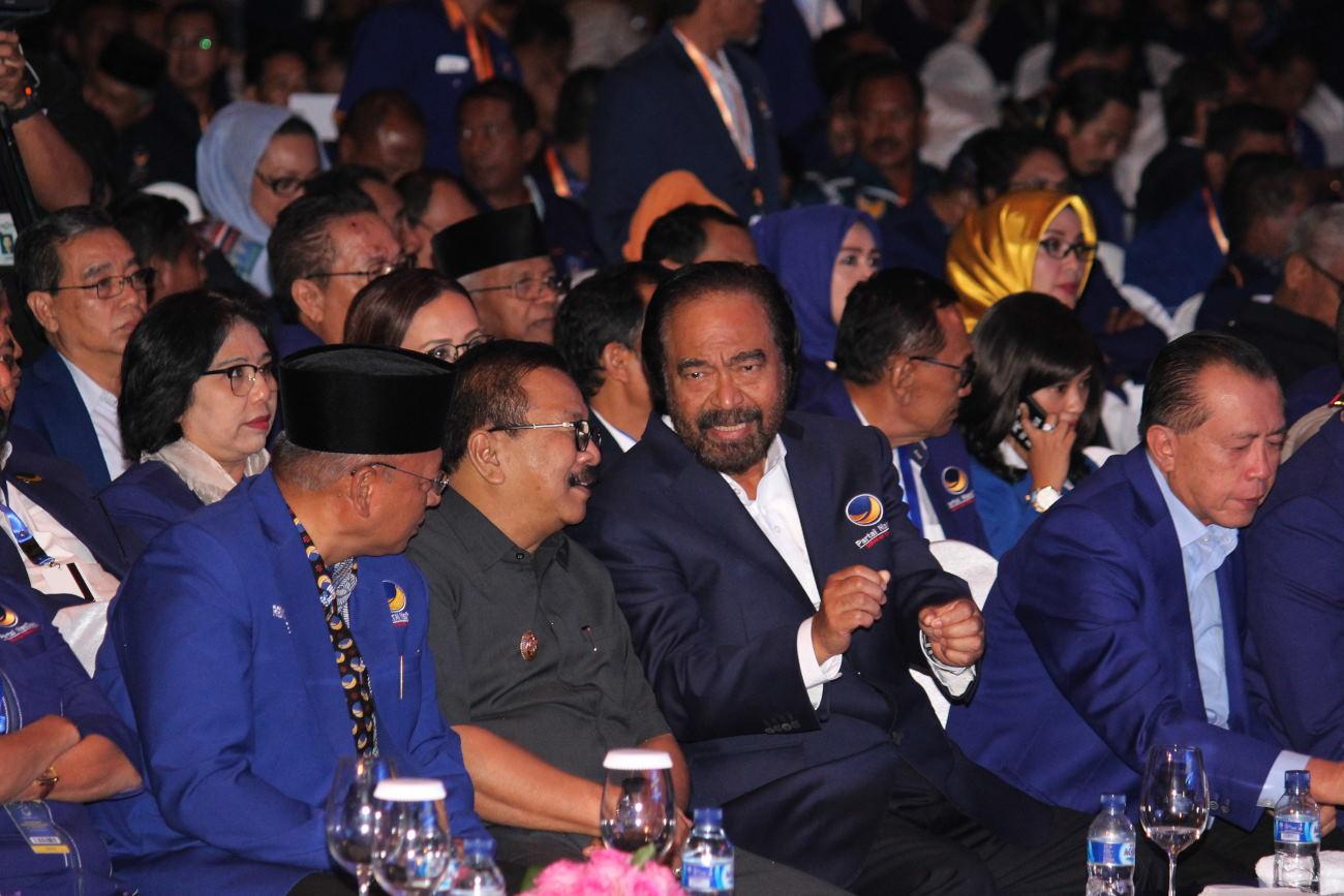 KPK Gandeng Nasdem untuk Berantas Korupsi