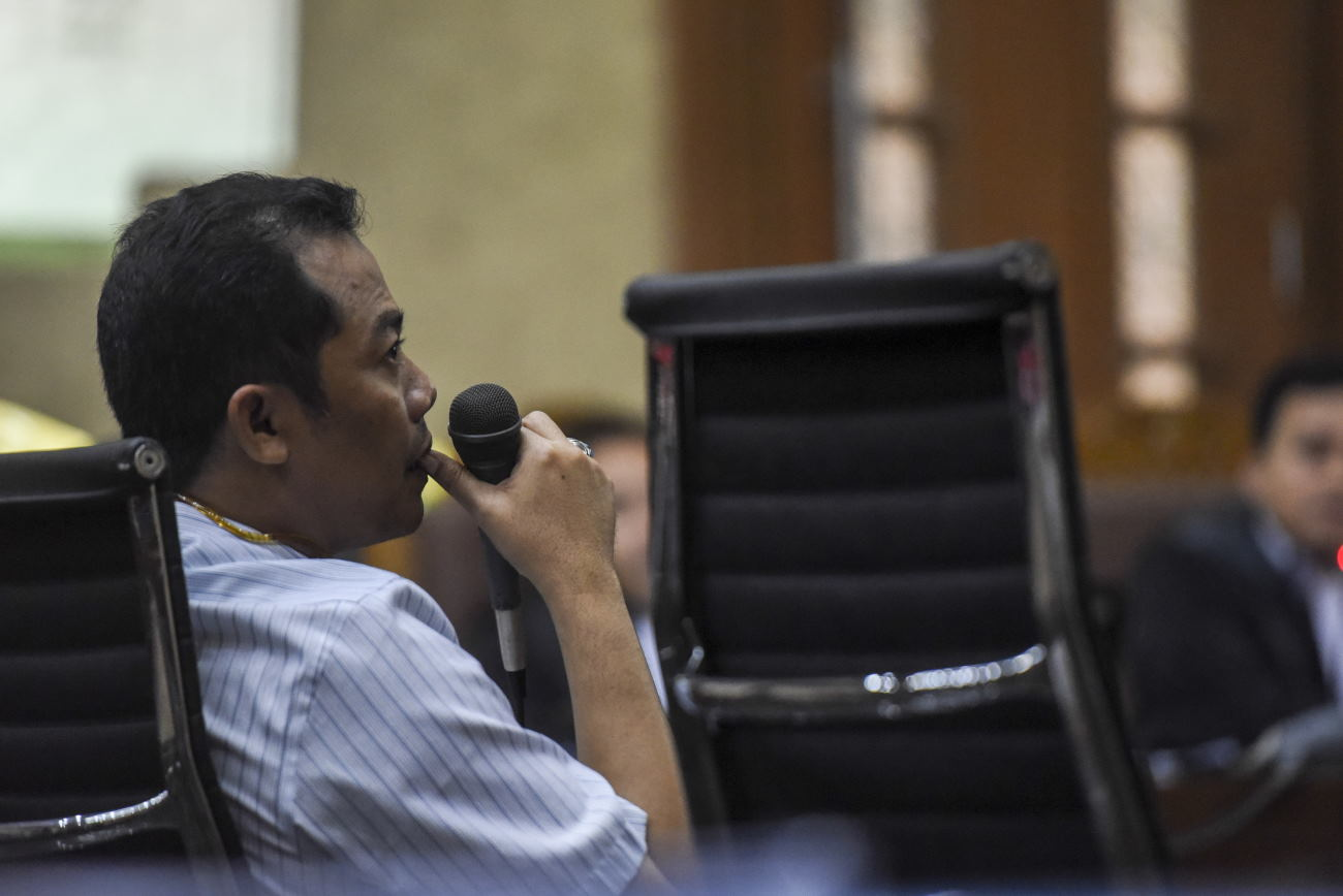 Ipar Jokowi Mengaku Bantu Terdakwa Suap Urus Tax Amnesty