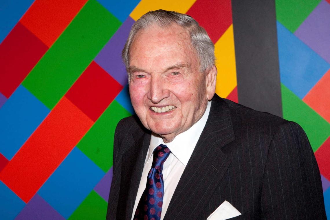 Kepergian Orang Terakhir Generasi Ketiga Rockefeller