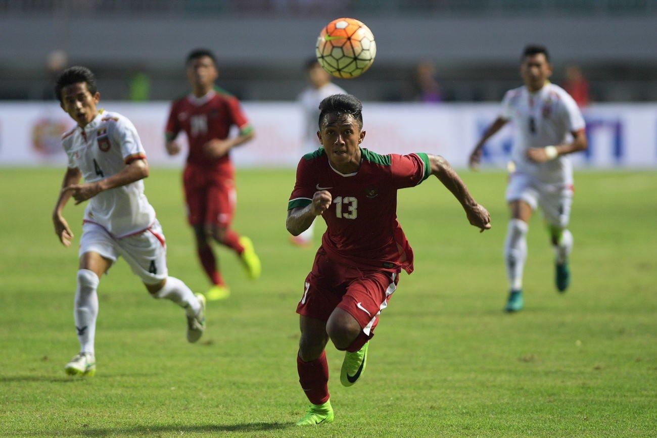 Timnas U 22: Hasil Timnas Indonesia U-22 Vs Thailand Babak Pertama 0-0