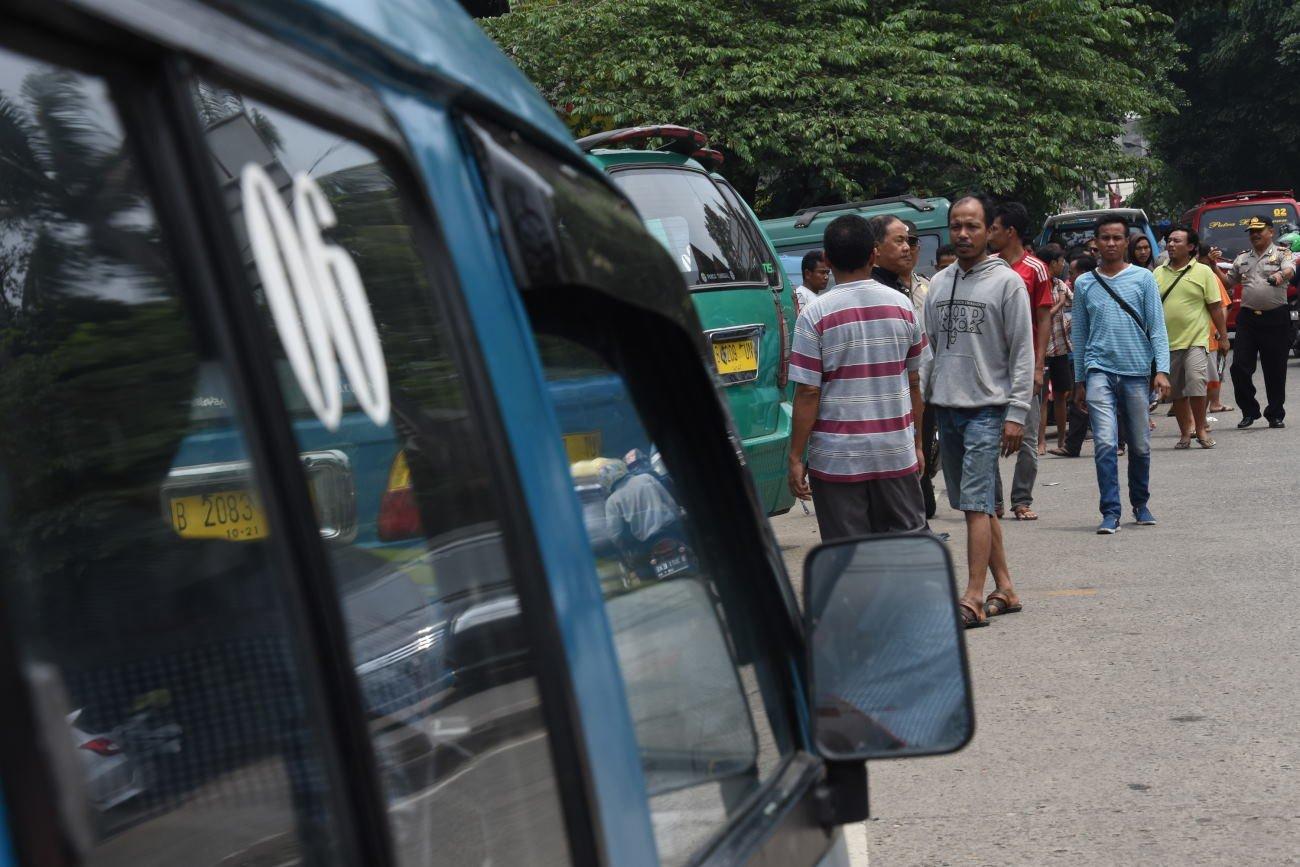 Aher: 90 Persen Taksi Online di Jabar Tak Berizin