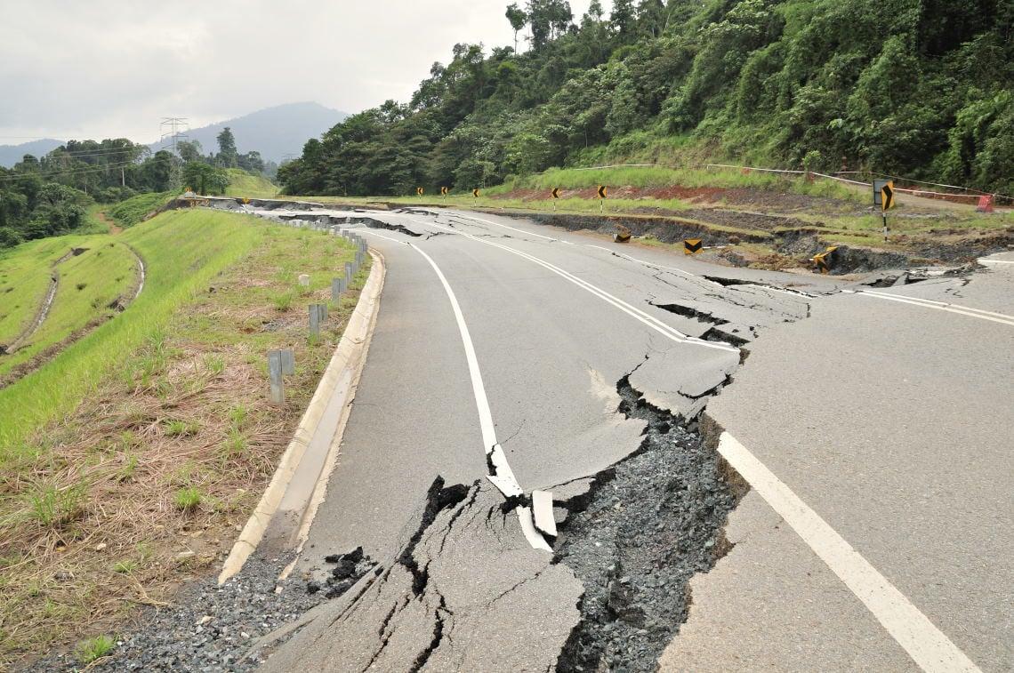 Padang Sidempuan Kembali Diguncang Gempa Hari Ini