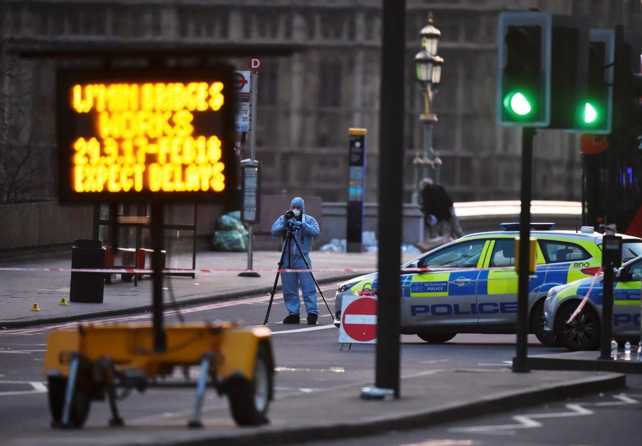 Korban Serangan London Bridge Bertambah Jadi Tujuh Orang