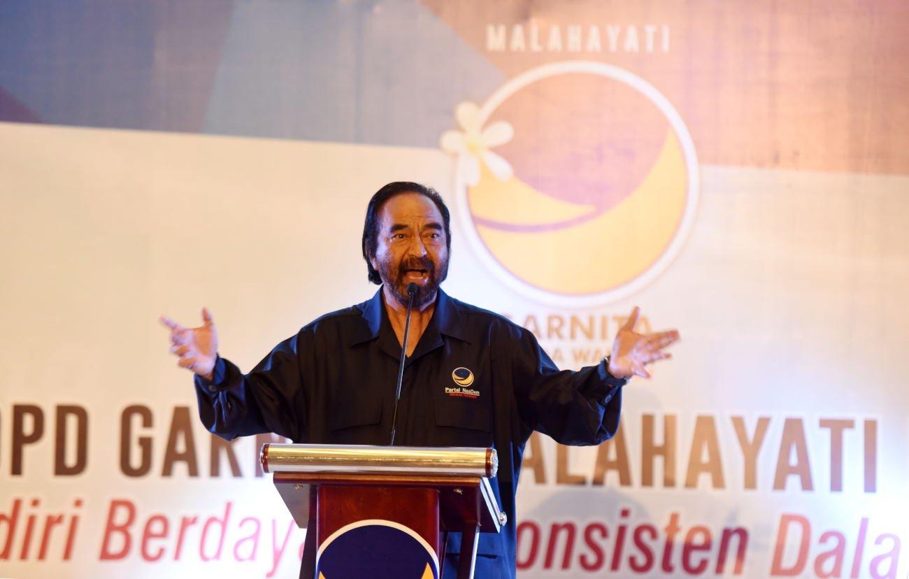 Partai Nasdem Rancang Strategi untuk Menangkan Pilpres 2019