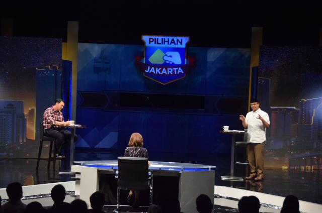 Debat Cagub Mata Najwa Anies Ahok Debat Soal Kinerja Apbd Tirto Id
