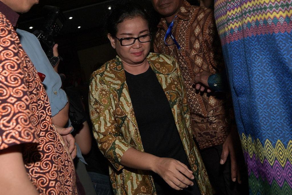 Aktivis Minta KPK Abaikan Desakan DPR Soal Rekaman Miryam