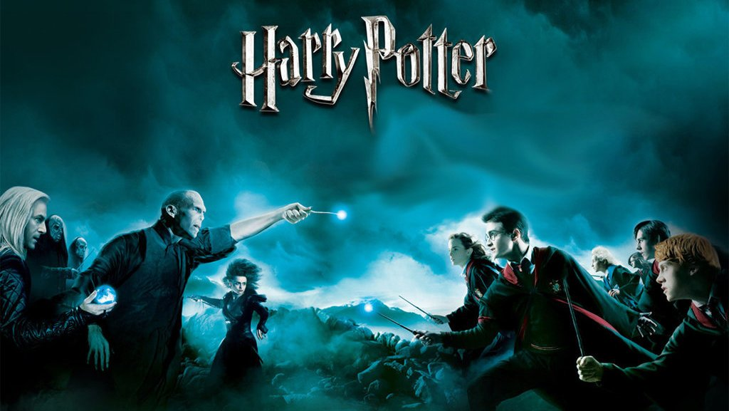 Harry Potter Hari FIlm