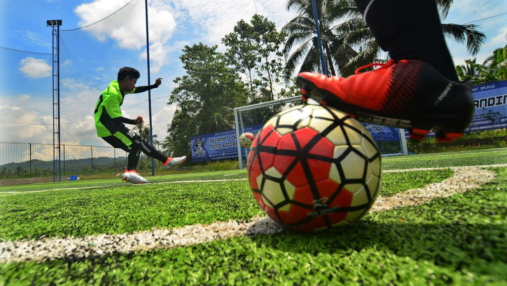 Mengenal Sepakbola Mini Alias Mini Soccer Serta Aturan Permainan Tirto Id