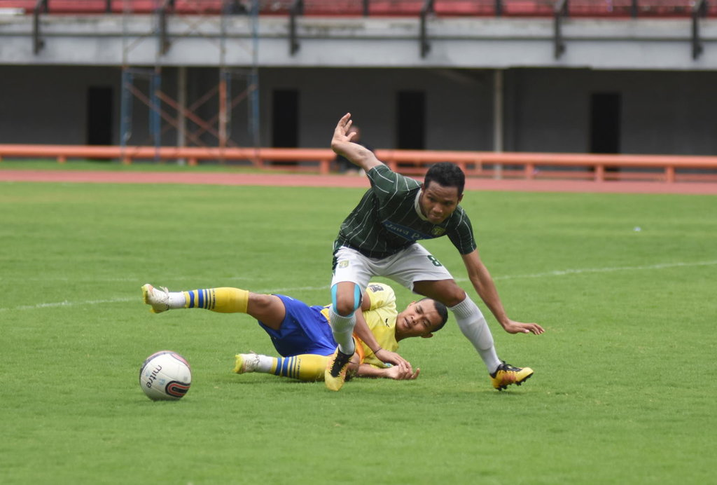 Hasil Persebaya vs Kalteng Putra FC Skor 0-1: Laga Liga 2