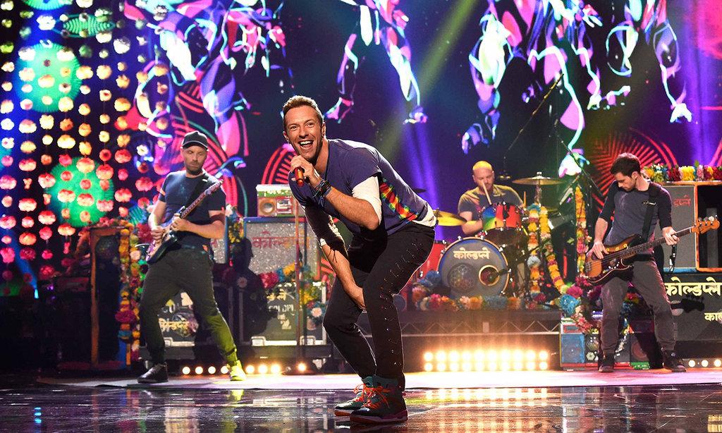 Coldplay Peringati Tragedi Sewol saat Konser di Korea