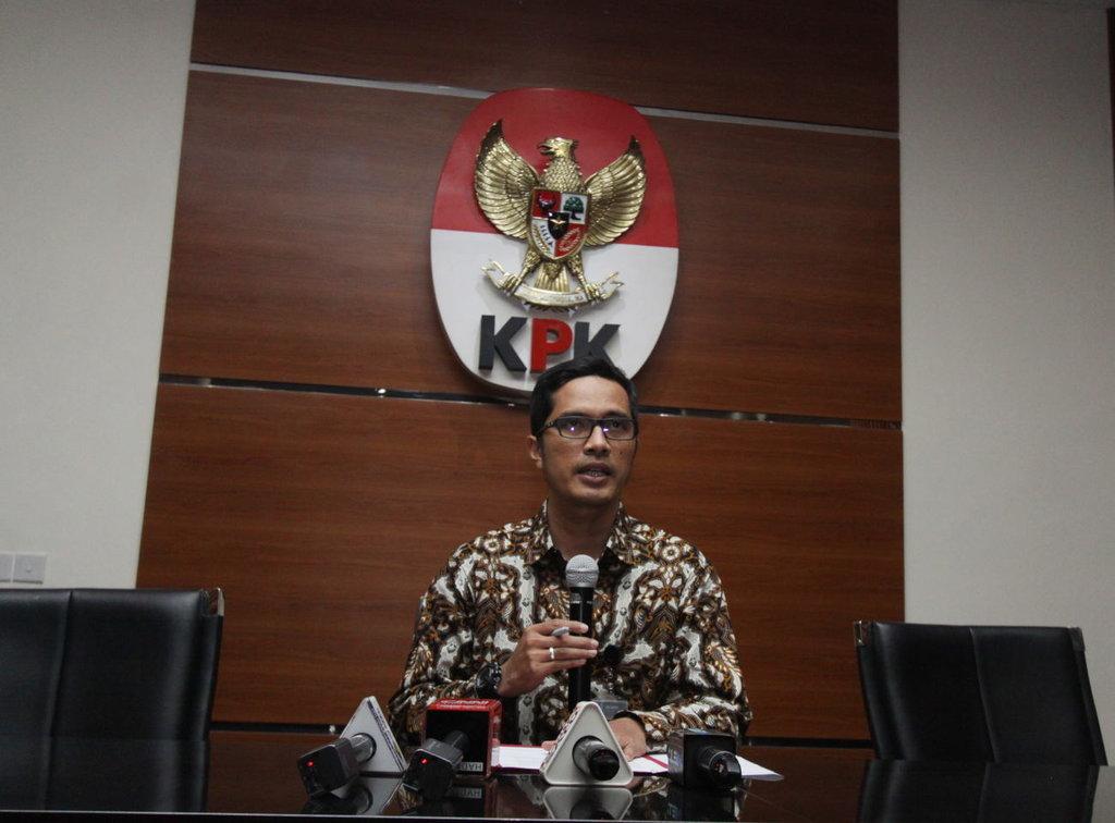 KPK Tangkap 5 Orang dalam OTT di Bengkulu