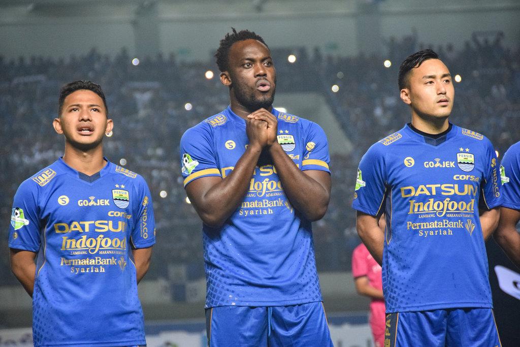 Jelang Persib vs Borneo FC, Maung Bandung Pertahankan Rekor