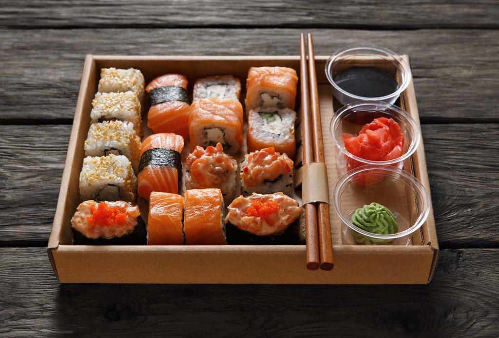 Makanan Jepang Menyerbu Indonesia