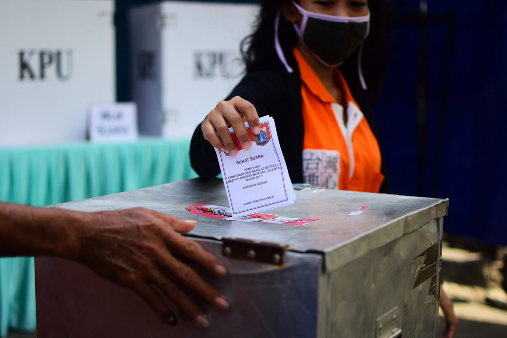 Penyelesaian Pembahasan RUU Pemilu 2019 Kembali Molor