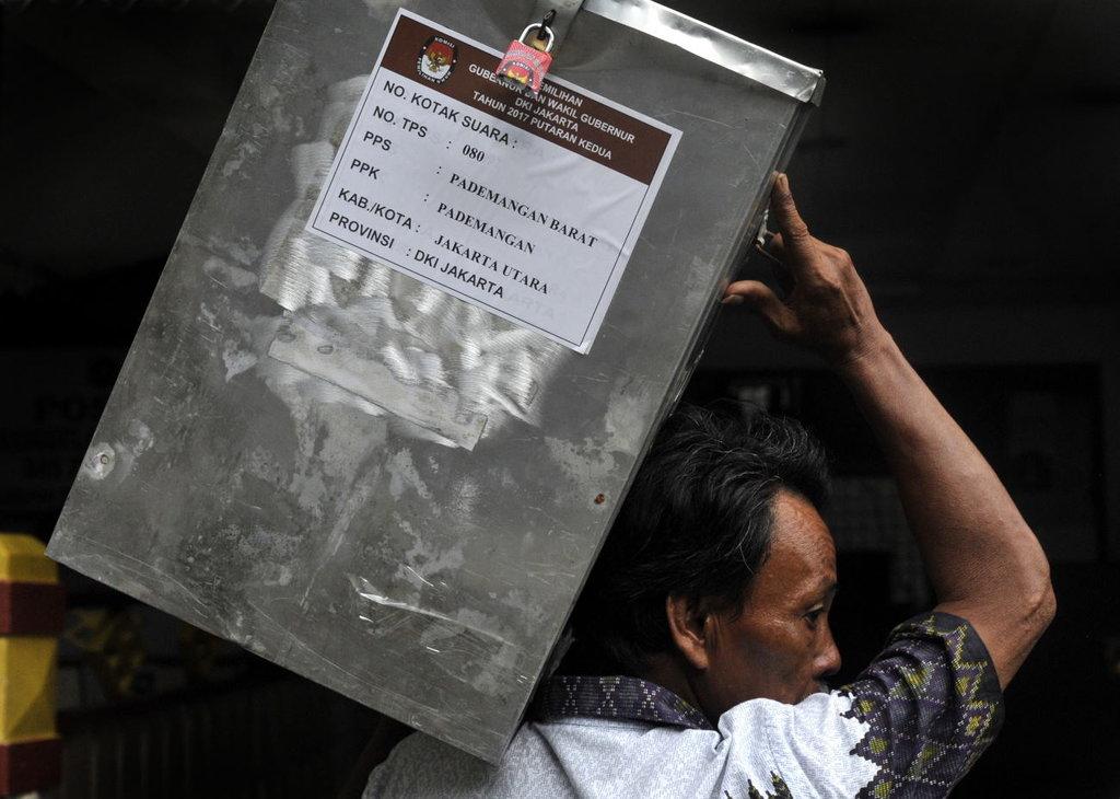 KPU Jakarta Lakukan Pemungutan Suara Ulang di Dua TPS