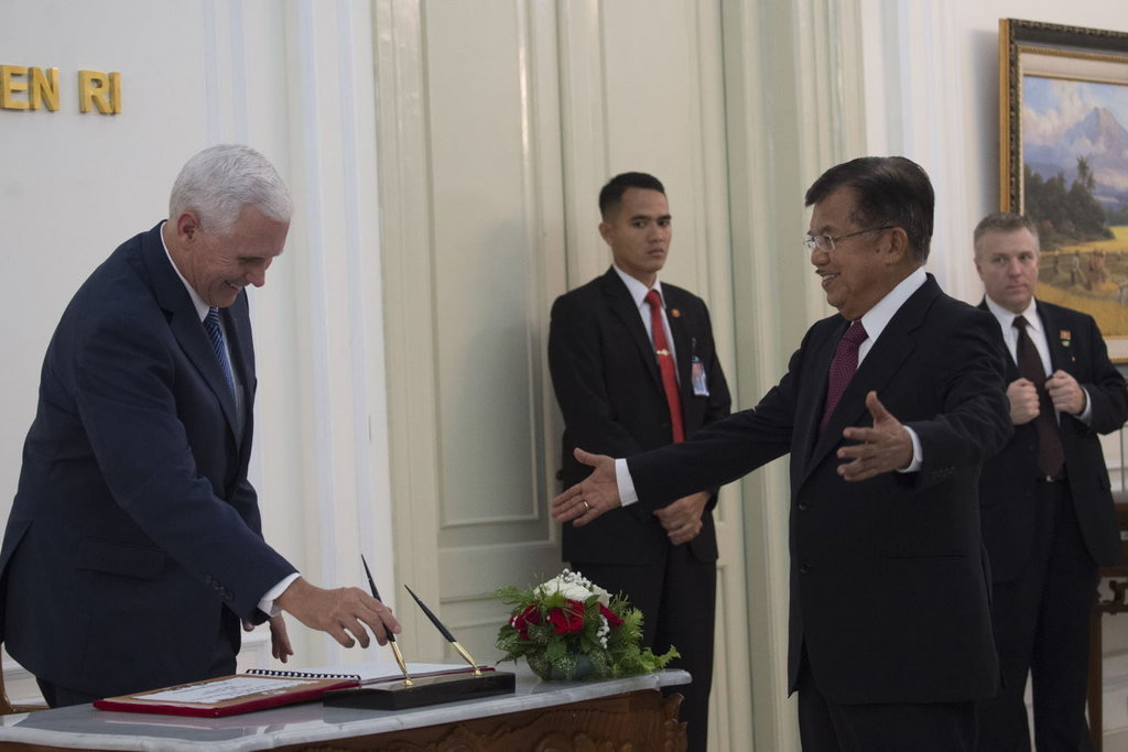 Pemerintah Indonesia-AS Tandatangani 9 Kesepakatan Bisnis